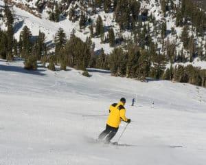 Location ski alpin le Chinaillon